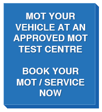 Book your MOT Test or Service at Goldenhill Garage