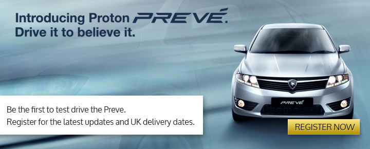 Proton Preve Coming Soon to Golden Hill Garage