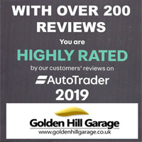 Autotrader 2019 Highly Rated