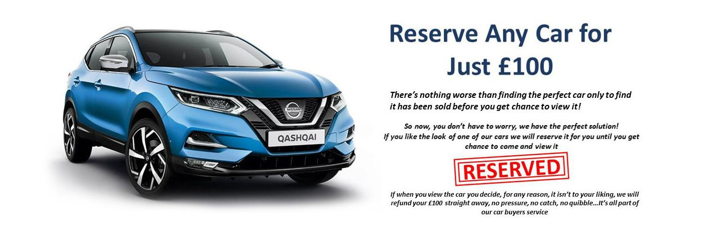 Reserve A Car